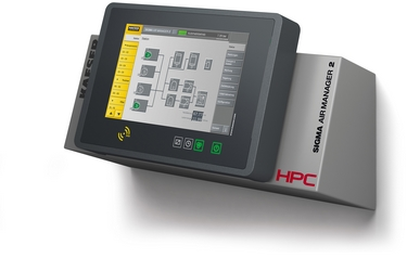 HPC Compressed Air Systems - Total compressed air management