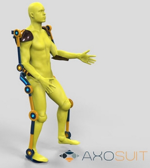 The AXO-Suit (image: Aalborg University)