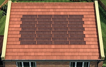 Romag Pv Tiles Blend Unobtrusively With Conventional