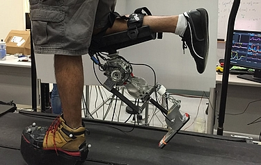 Lower-leg amputees are set to test Carnegie Mellon's balance recovery technology (photo: Carnegie Mellon University)