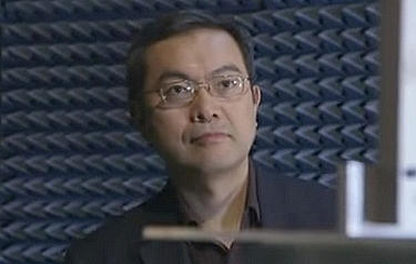 Professor Yang Hao (courtesy of Queen Mary University of London)