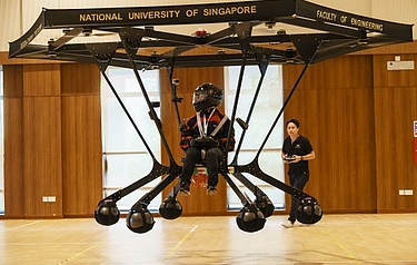 Photo courtesy of the National University of Singapore