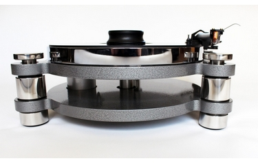 An example from Peak HiFi's SMD Acoustics turntable series