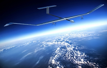 Conceptual image of the Zephyr 8 courtesy of Airbus Defence & Space