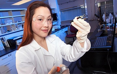 Rebecca Lai, associate professor of chemistry, University of Nebraska-Lincoln (photo: University Communications/University of Nebraska-Lincoln)