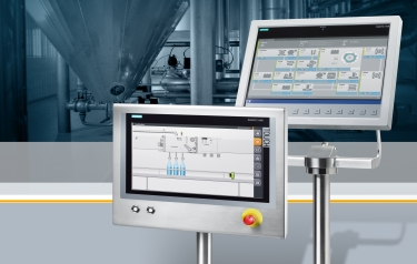 SIMATIC Stainless Steel (INOX) PRO devices are suitable for use in hygienic production areas
