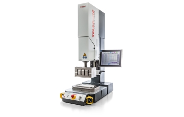 The flexibility of the ultrasonic process makes it ideally suited to both: proof of principal systems, shown here, or high volume production lines