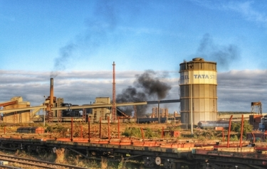 Tata Steel UK (Credit: Shutterstock)