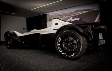 BAC to reveal innovative Hybrid Carbon Composite wheels at GFoS (Credit: BAC)