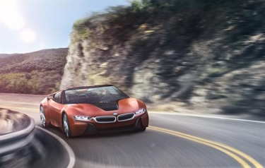 BMW i Vision Future Interaction (Credit: BMW Group)