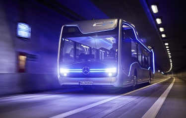 Mercedes-Benz Future Bus (Image courtesy of Daimler)