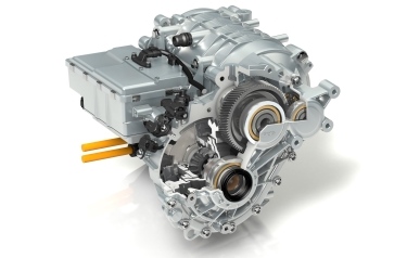 GKN develops fully integrated eAxle (Credit: GKN)