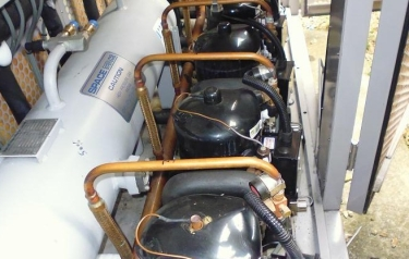 LT pack compressors