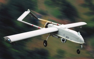 Successful test of an airborne Detect and Avoid (DAA) radar on a small Unmanned Aerial Vehicle (sUAV) (Credit: Echodyne)