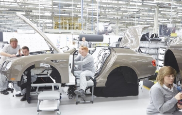 Bentley Motors launches 2017 future talent recruitment drive (Credit: Bentley Motors)