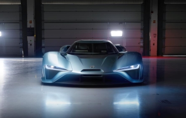 NextEV Launches NIO Brand and World's Fastest Electric Car (Credit: NextEV)
