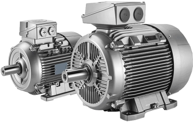 Exico soft starting motors
