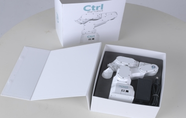 CTRL the Robot (Credit: Robotics Evolved)