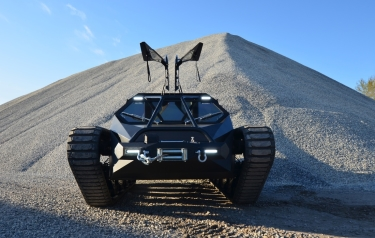 Ripsaw EV2 (Credit: Howe and Howe)