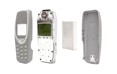 Classic design of the Nokia 3310 (Credit: Shutterstock)