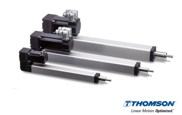 Dpa magazine motion control products for Servo motor linear actuator
