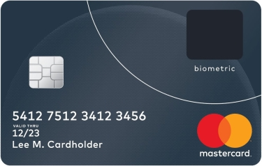 Mastercard unveils next generation biometric card (Credit: Mastercard)