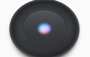 Use HomePod with Siri from across the room to listen to Apple Music, control HomeKit accessories and more (Credit: Apple)