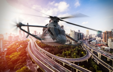 High speed RACER helicopter (Credit: DLR)