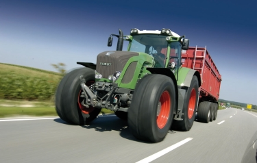 Manufacturers of agricultural vehicles can now surpass previous performance limits, whilst significantly improving operational safety.