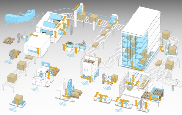 Once smart actuation is introduced into a facility's automation process, the benefits are immediate and exponential