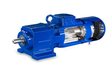 PMSMs offer considerably improved efficiency when compared to induction motors, especially under partial load conditions