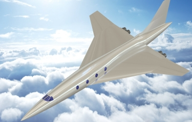 'Nimbus' concept designed by the team from Virginia Tech (Credit: DLR)