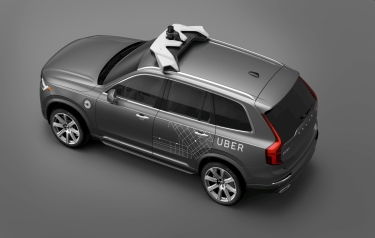 Volvo Cars and Uber join forces to develop autonomous driving cars (Credit: Volvo Cars)