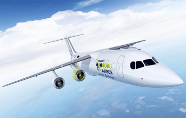 Airbus, Rolls-Royce, and Siemens team up for electric future (Credit: Rolls-Royce)