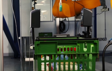 Ocado Technology - Experimenting with robots for grocery
