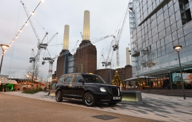 All hail the new TX eCity London Taxi (Credit: LEVC)