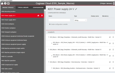 Eplan Software & Service - Eplan Cogineer is heading to the