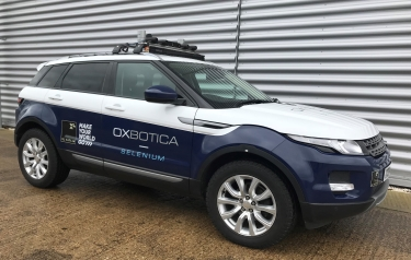 Car being used in Gatwick's autonomous vehicle trial