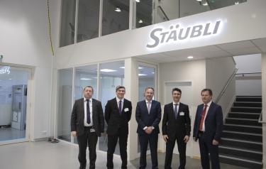 Schneider Electric Ltd - Integrating robotics solutions into