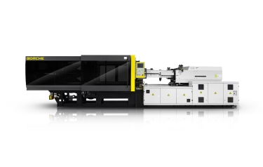 Borche 600-tonne injection moulding machine
