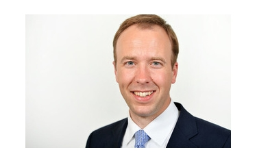 The Digital and Culture Secretary, Matt Hancock