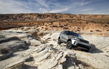 The world-first 'CORTEX' project will take self-driving cars off-road (Credit: Jaguar Land Rover)