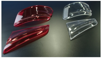 For the production of tail light covers, Audi estimates a reduction in prototyping lead times by up to 50 percent using unique Stratasys full-colour, multi-material 3D printing