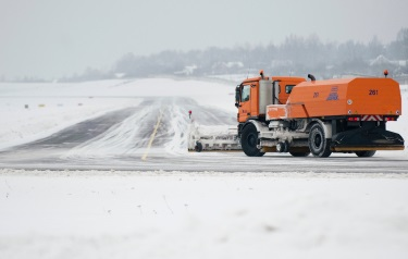 Aebi Schmidt are a Switzerland-based maker of airport maintenance and road cleaning vehicles (Credit: Shutterstock)