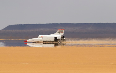 Image courtesy of Bloodhound LSR