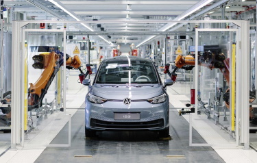 Production of the ID.3 starts in Zwickau (Credit: Volkswagen)