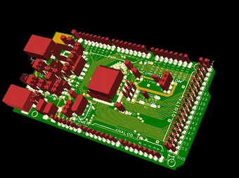 RS Components Ltd - RS Components upgrades DesignSpark PCB with 3D