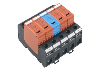 PV surge protection from Weidmuller