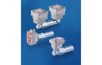 Stainless steel pilot valves for offshore applications