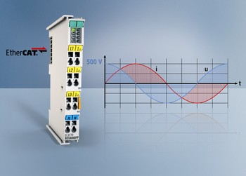 Beckhoff Automation GmbH - High precision measurement of voltage and